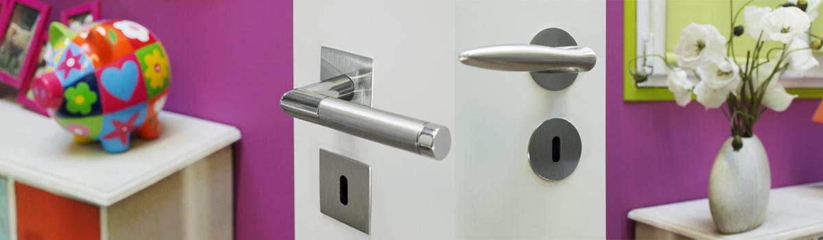 Poignée de porte montage rapide velox fix